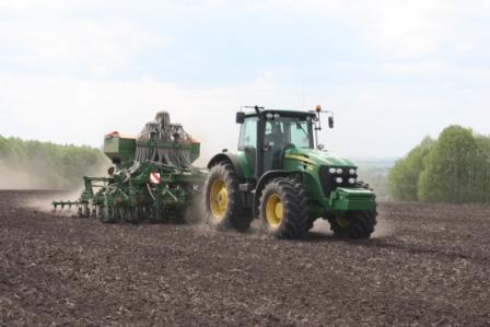 Посевная Хакасии 2014: Минсельхозпрод посчитал стоимость посевной кампании для аграриев Хакасии